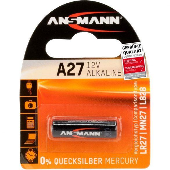 ANSMANN A27/LR27 alkáli elem