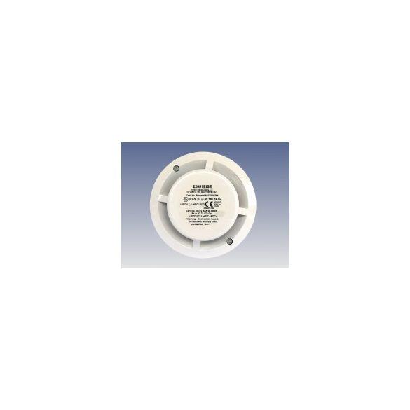 Füstérzékelő an. cím.opt. gyújtószikramentes izolátor nélkül, krém színű
