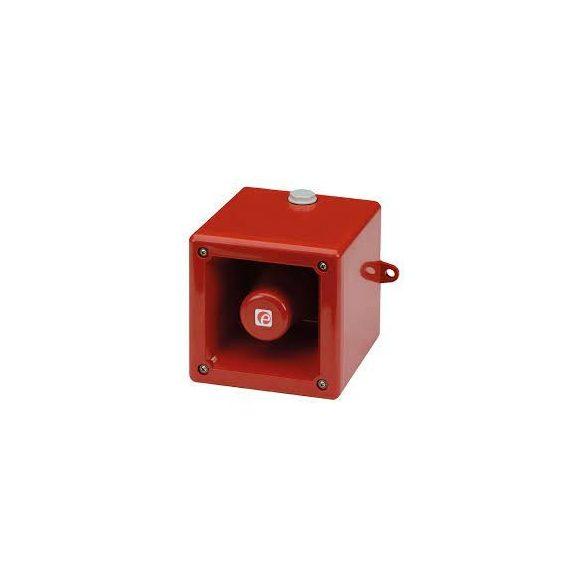 Hangjelelző hagyományos RB-s  WM66/DCEx piros 105 IS-A105N