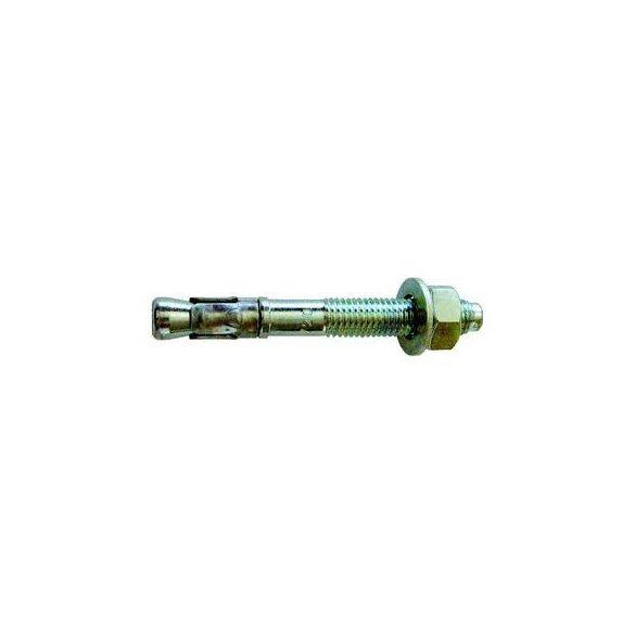 Tűzálló bilincs rögzítő alapcsavar 100db/doboz M6-55mm hossz.