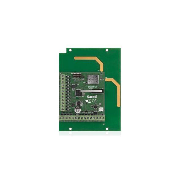 SATEL ACU-220 ABAX2 vezeték nélküli rendszervezérlő; két antennával; INTEGRA és VERSA