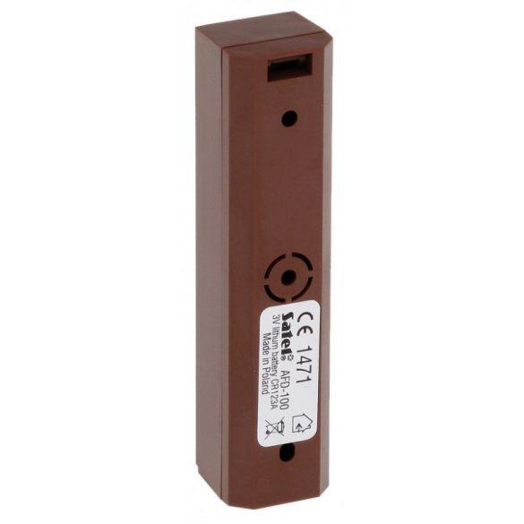 ABAX vezeték nélküli vízérzékelő; barna