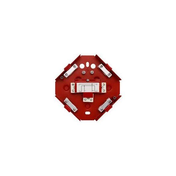 Kötődoboz tűzálló 2×2,5mm2  (120×120×37)