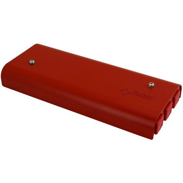 kötődoboz tűzálló  9×2,5mm2  (190×80×30)