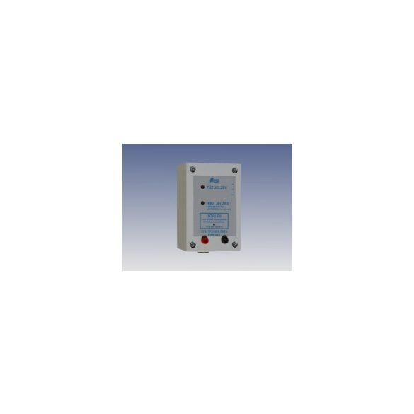 Távellenőrző/ törlő egység a 6500R(S) vonali füstérzékelőkhöz