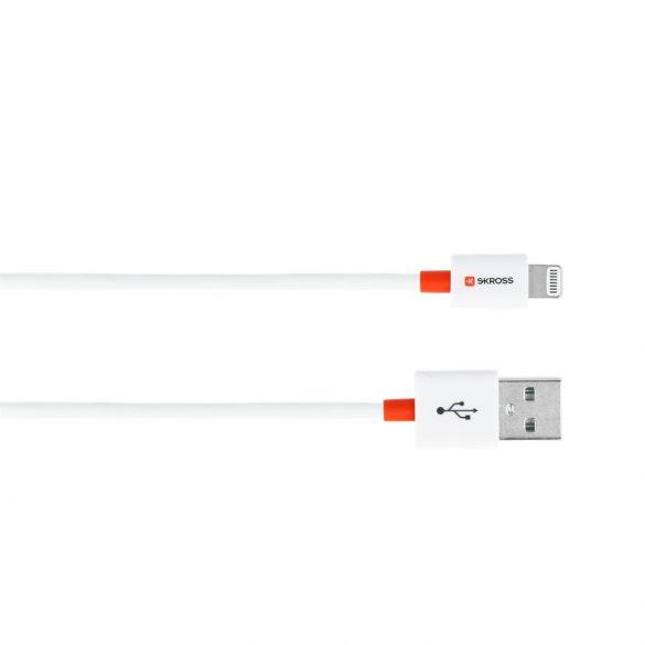 SKROSS USB lightning kábel 2m