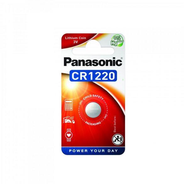 Panasonic CR2012 3V lítium gombelem 1db/csomag