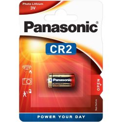 Panasonic CR2 3V lítium fotóelem 1db/csomag