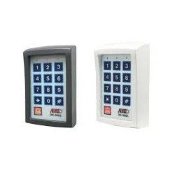 Kódzár érintőfelületes (mikrokapcsolós) bel- és kültéri 1 kimenetes