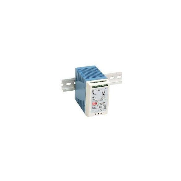 TÁPEGYSÉG 12V 4,5A DIN sínre szerelhető kapcsolóüzemű tápegység