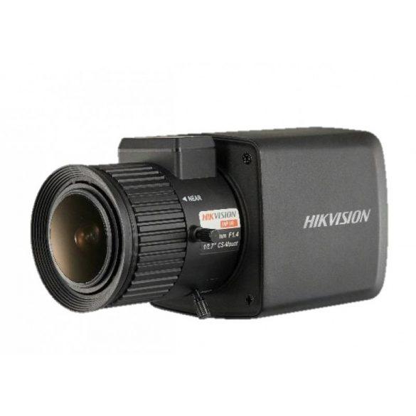 2 MP THD WDR boxkamera; OSD menüvel