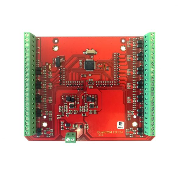 24 bemenetes bővítőmodul DUALCOM SIA IP termékhez