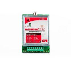 GSM COMPACT Adapter 2 bem. 2 kim. 4 tel.szám SMS, ráhívás CID comm. USB
