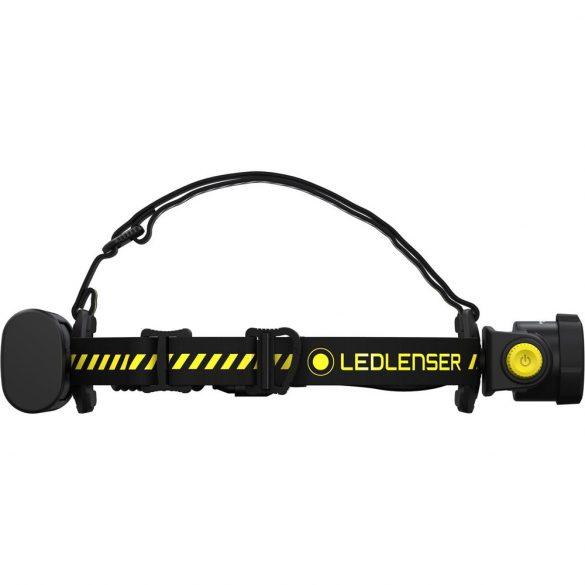 LEDLENSER H15R Work tölthető fejlámpa 2500lm Li-ion