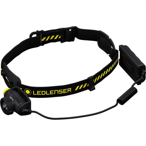 LEDLENSER H5R Work tölthető fejlámpa 500lm Li-ion