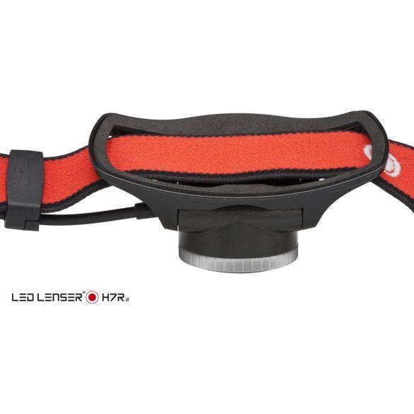 LEDLENSER H7R.2 1 x Li-Ion 3.7V 300 lm tölthető fejlámpa 7398