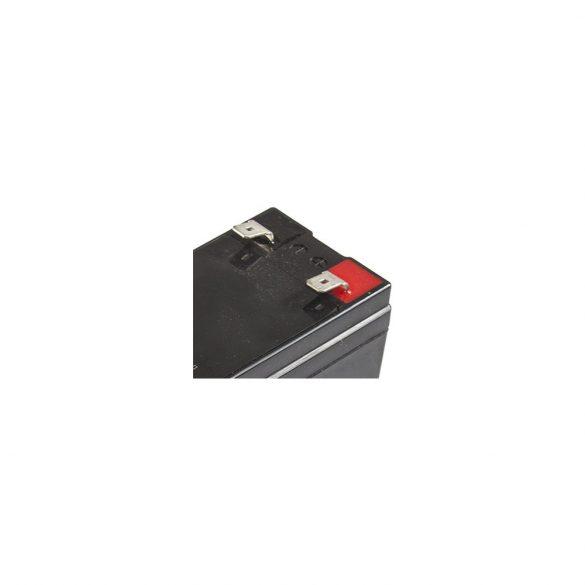 12V 5Ah AKKUMULÁTOR /RITAR/ (kocka)   HR12-20W