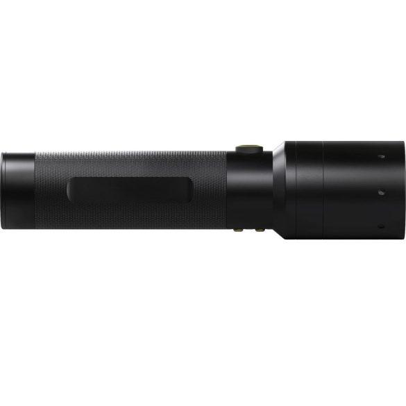 LEDLENSER i9R iron CRI tölthető kézilámpa 1x LiFePo4 500lumen