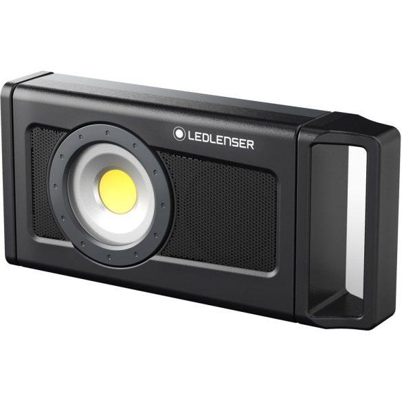 LEDLENSER iF4R Music /bluetooth hangszóró/ fényvető / 2500 lm