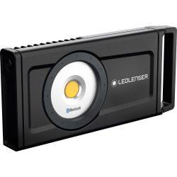 LEDLENSER iF8R tölthető fémvázas fényvető 3x21700 akkumulátor pakk 3.7V 4500 lumen