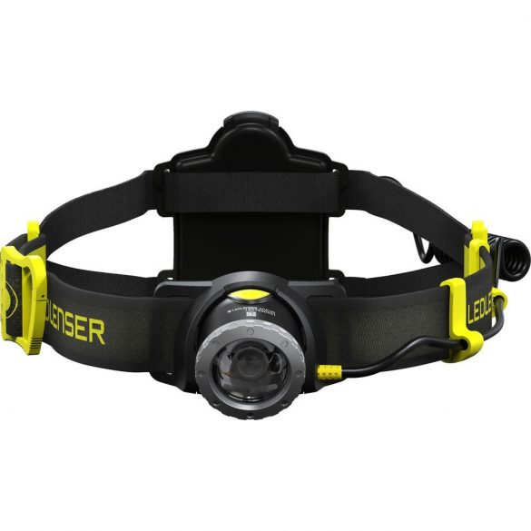 LEDLENSER IH7R CRI in box with 5 V Lion 1400 mAh and USB