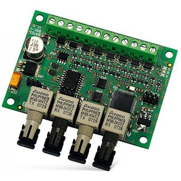 Optikai kábel interfész INTEGRA és ACCO rendszerekhez