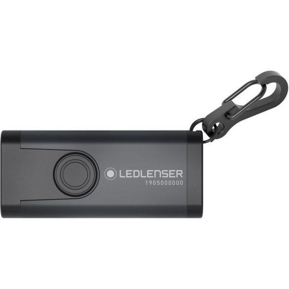 LEDLENSER K4R tölthető kulcstartós lámpa Li-ion 60 lm