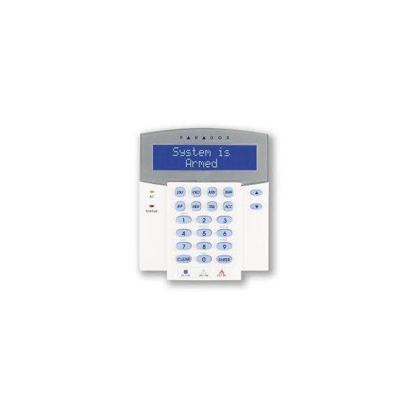 KEZELŐEGYSÉG  DIGIPLEX  LCD  EVO beépített  kétirányú rádiós bővítővel