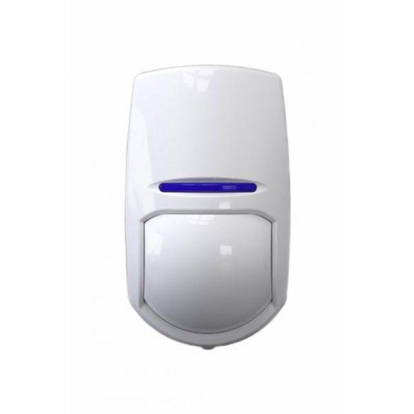 Passzív infra beltéri mozgásérzékelő; Dual elem; kisállat védelem