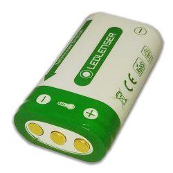 LEDLENSER Battery Pack MH7/MH8 fejlámpához  1550 mAh