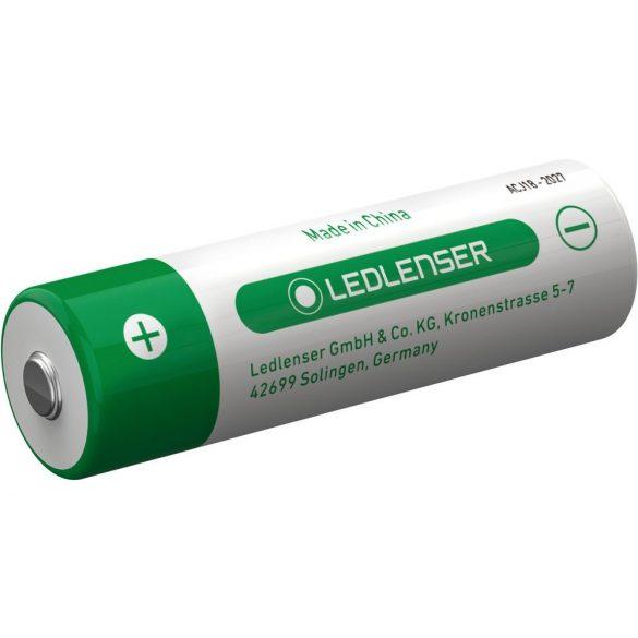 LEDLENSER 21700 li-ion akkumulátor  4800 mAh