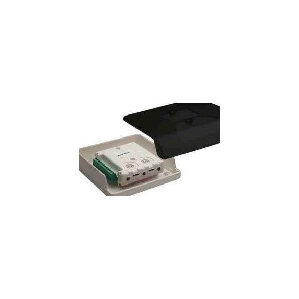 M201E VEZÉRLŐ MODUL 1 kimenet - Felügyelt kimenetként vagy - Címzett reléként alkalmazható