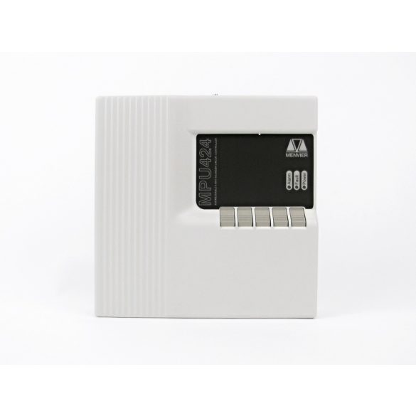 KIMENETI MODUL , 4 csatornás címezhető , hangjelző vezérlő