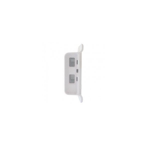 Passzív infra Kültéri digitális kétoldali mozgásérzékelő BUSZ/Relés