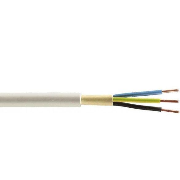 MBCU 3x1.5 Tömör réz kábel