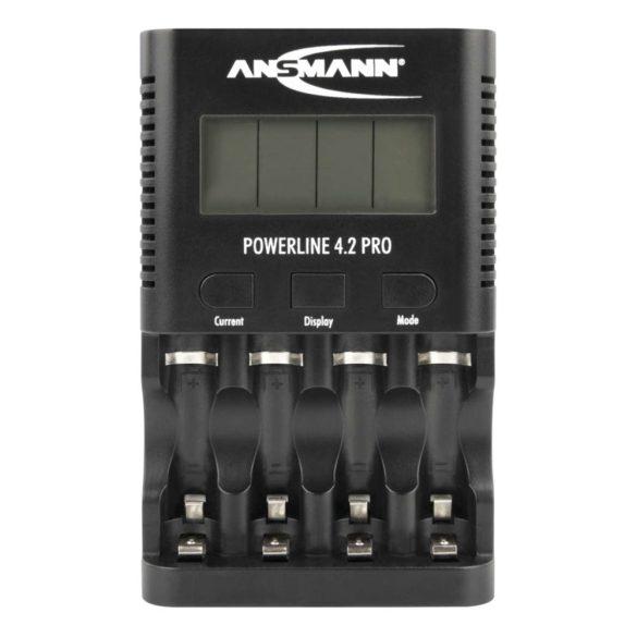 ANSMANN POWERLINE4.2PRO professzionális akkutöltő