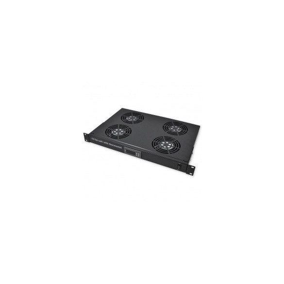 Ventilációs panel egység termosztáttal