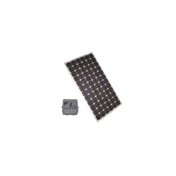 TÁPEGYSÉG napelem modul intelligens akkumulátor töltővel, max. 10A töltőáram