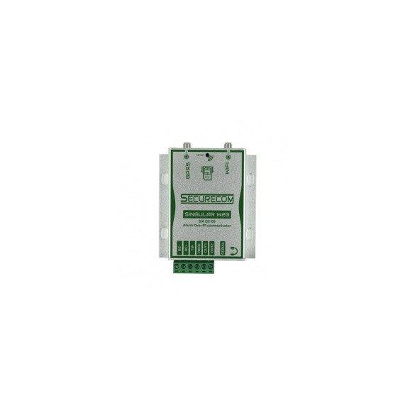 Securecom SC-SINGULARW2G - IP alapú kommunikátor WIFI GPRS kapcsolattal távfelügyelethez