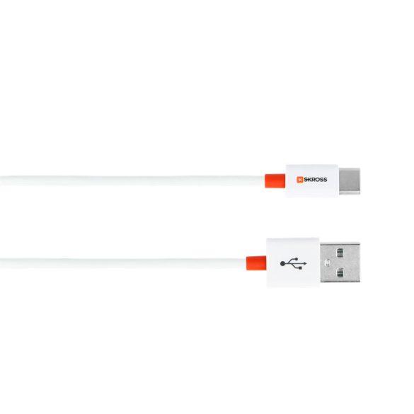 SKROSS szinkronkábel C típusú és USB csatlakozóval