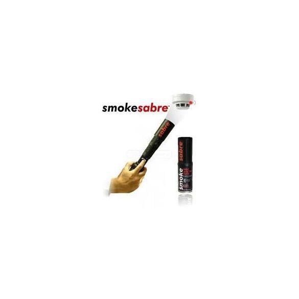 FÜSTJELZŐ Smoke Sabre teszt aeroszol