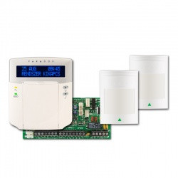 SPECTRA 4000+K32 LCD+ KEZELŐ + 2db 476 mozgásérzékelő