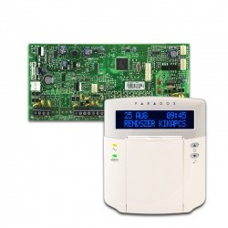 SPECTRA 5500+K32 LCD+ KEZELŐ új design