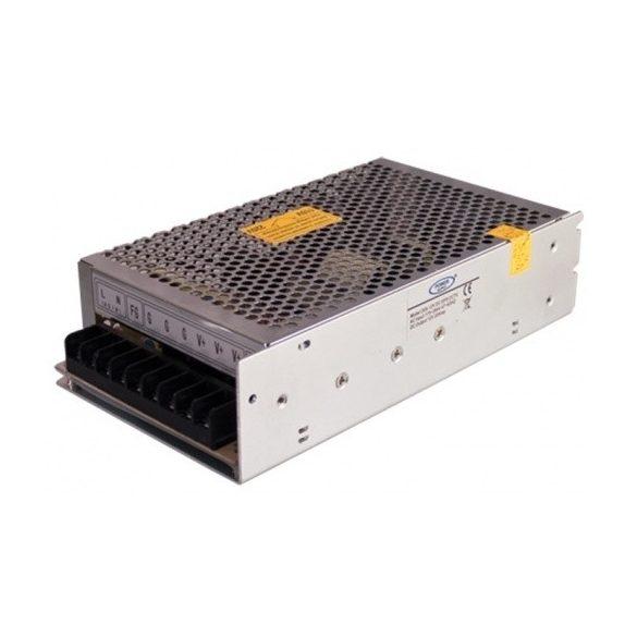 TÁPEGYSÉG Beépíthető CCTV 230 V / 12 V-os tápegység videotechnikai rendszerekhez 20A