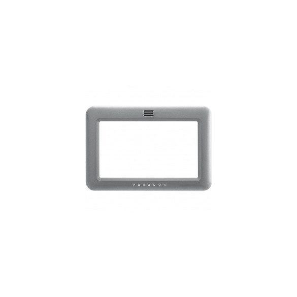 KEZELŐEGYSÉG PARADOX LCD előlap