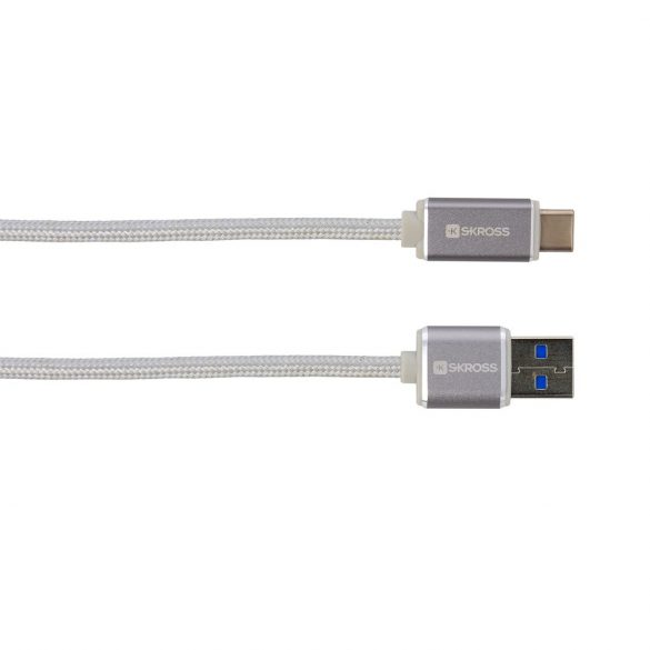 SKROSS Steel Line Type C 1m USB 3.0 kábel