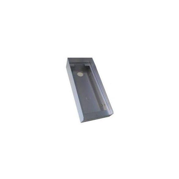 Falon kívüli doboz esővédővel (VDMR-18s kaputáblához)