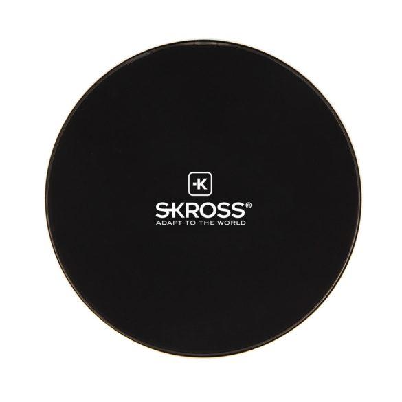 SKROSS QI vezetéknélküli töltő 1A / USB kábel
