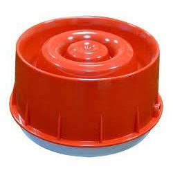 Hang és Fényjelző címzett piros LED (B501AP aljzatba is)