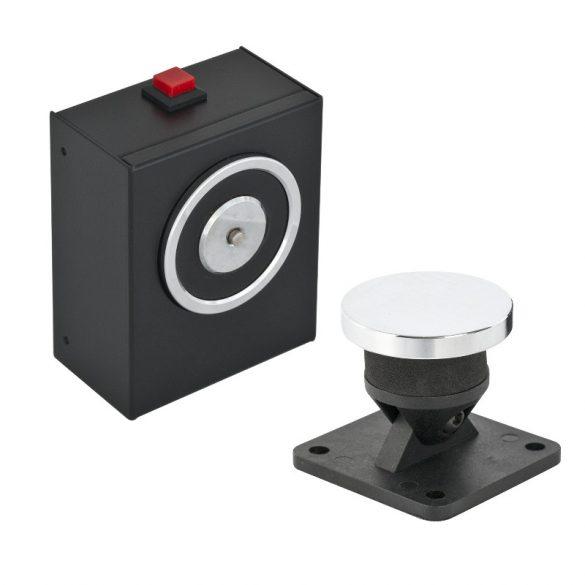 AJTÓTARTÓ mágnes falra szerelhető 50 kg taróerő